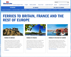 Stena Line Promo Codes & Coupons
