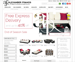 Alexander Francis Promo Codes & Coupons