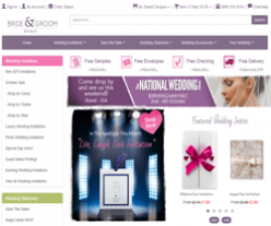 Bride and Groom Direct Promo Codes & Coupons