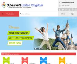 365 Ticketss Promo Codes & Coupons