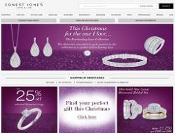 Ernest Jones Promo Codes & Coupons