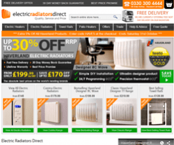 Electric Radiators Direct Promo Codes & Coupons
