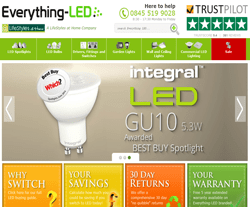 Everything LED Coupons