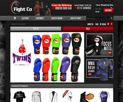 Fight Co Promo Codes & Coupons