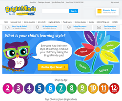 BrightMinds Promo Codes & Coupons