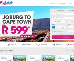 Flysafair Promo Codes & Coupons