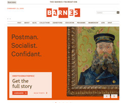The Barnes Foundation Promo Code