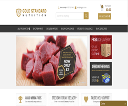 Gold Standard Nutrition Promo Codes & Coupons