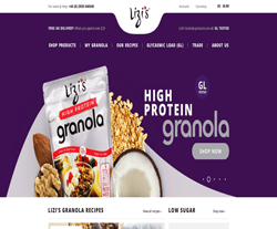 Lizi's Granola Promo Codes & Coupons