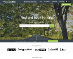YourParkingSpace Promo Codes & Coupons