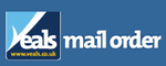 Veals Mail Orders Promo Codes & Coupons