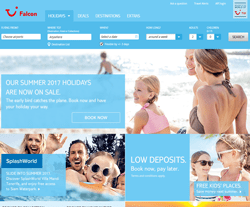 Falcon Holidays Voucher & Coupons