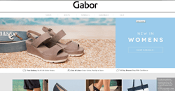Gabor Shoes Promo Codes & Coupons