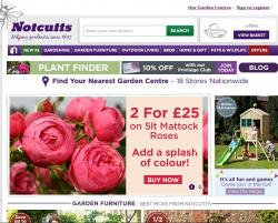 Notcutts Promo Codes & Coupons