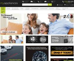 MyAppliances Promo Codes & Coupons