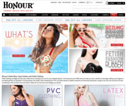 Honour Promo Codes & Coupons
