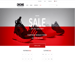 drome Promo Codes & Coupons
