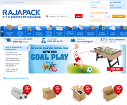 Rajapack Coupons