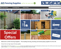 AVS Fencing Promo Codes & Coupons