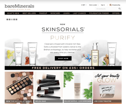Bare Minerals Promo Codes & Coupons