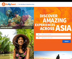 BeMyGuest Promo Codes & Coupons