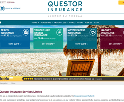Questor Insurance Promo Codes & Coupons