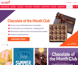 Chocolate.org Promo Codes & Coupons