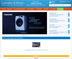 Crampton & Moore Promo Codes & Coupons