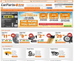 CarParts4Less Promo Codes & Coupons