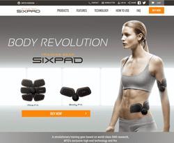 Sixpad Promo Codes & Coupons