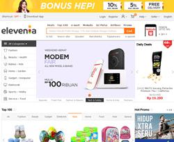 elevenia Promo Codes & Coupons
