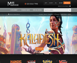 Magic Madhouse Promo Codes & Coupons