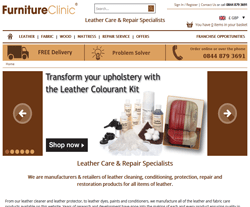 Furniture Clinic Promo Codes & Coupons