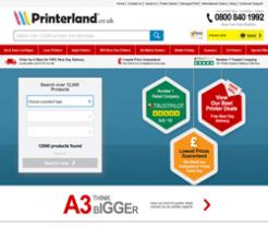 Printerlands Promo Codes & Coupons