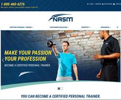 NASM Promo Codes & Coupons