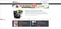Great Magazines Promo Codes & Coupons