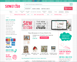 Sew and So Promo Code