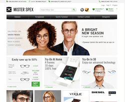 Mister Spex Promo Codes & Coupons