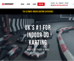 TeamSport Karting Promo Codes & Coupons