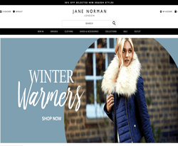 Jane Normans Promo Codes & Coupons