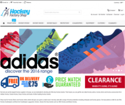 Hockey Factory Shop Promo Codes & Coupons