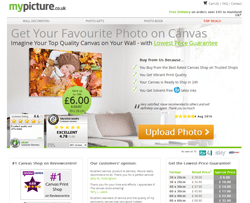 My picture Promo Codes & Coupons