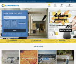 Ilunion Hotels Promo Codes & Coupons