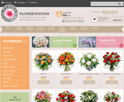 Flower Station Promo Codes & Coupons