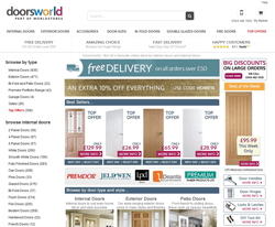 DoorsWorld Promo Codes & Coupons