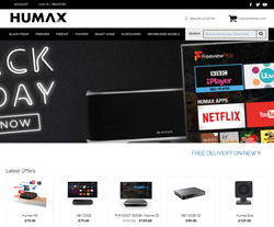 Humax Direct Promo Codes & Coupons