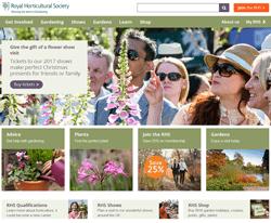 Royal Horticultural Society Coupons