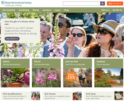 Royal Horticultural Society Promo Codes & Coupons