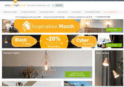 Lamp and Light Promo Codes & Coupons