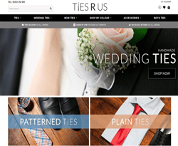 Ties R Us Promo Codes & Coupons